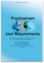 Fachbuch: Praxiswissen User Requirements